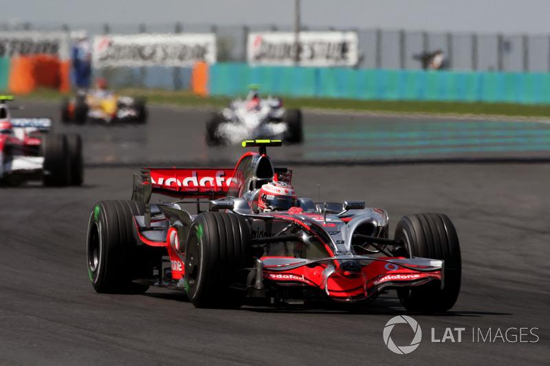 Heikki Kovalainen: GP da Hungria de 2008