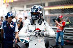 Lance Stroll, Williams Racing, en la parriila