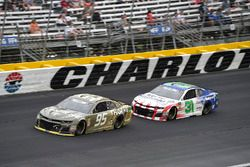 Kasey Kahne, Leavine Family Racing, Chevrolet Camaro Thorne, Ryan Newman, Richard Childress Racing, Chevrolet Camaro Liberty National