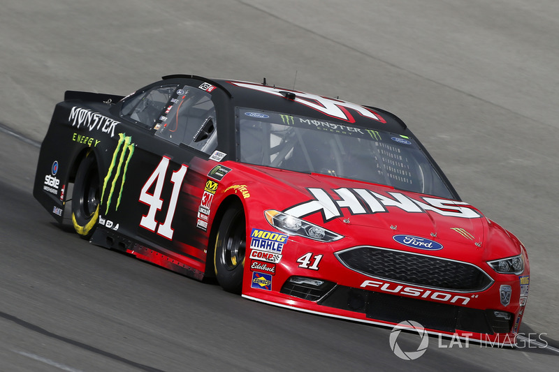 1. Kurt Busch, No. 41 Stewart-Haas Racing Ford Fusion