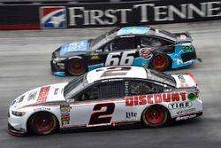 Brad Keselowski, Team Penske, Ford Fusion Discount Tire, Chad Finchum, Motorsports Business Manageme
