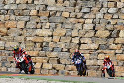 Chaz Davies, Aruba.it Racing-Ducati SBK Team, Michael van der Mark, Pata Yamaha