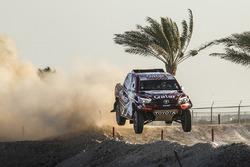 ناصر العطية، رالي قطر الصحراوي 2018