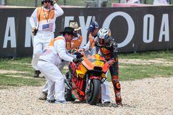 Caída de Pol Espargaró, Red Bull KTM Factory Racing
