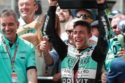 Race winner Enea Bastianini, Leopard Racing
