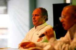 Gerhard Berger, ITR voorzitter