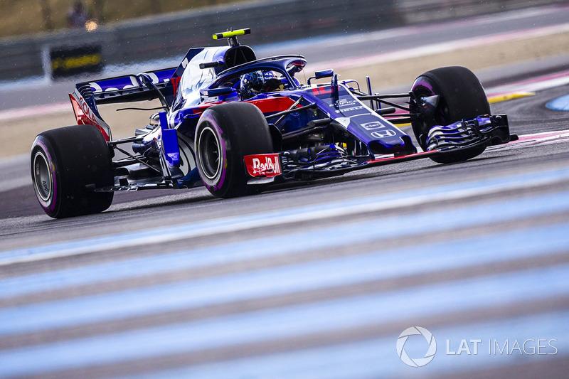Ausfall: Pierre Gasly, Scuderia Toro Rosso STR13