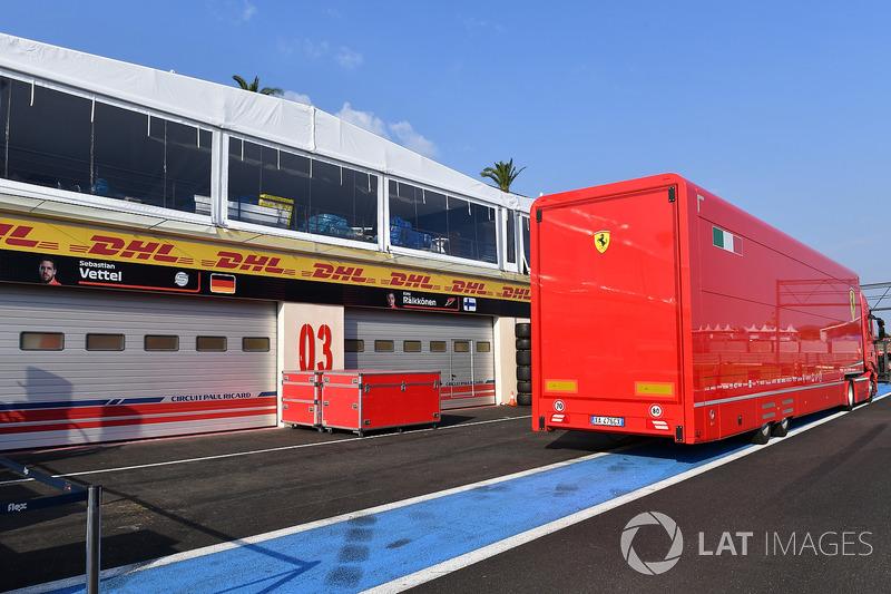Ferrari Contenedores