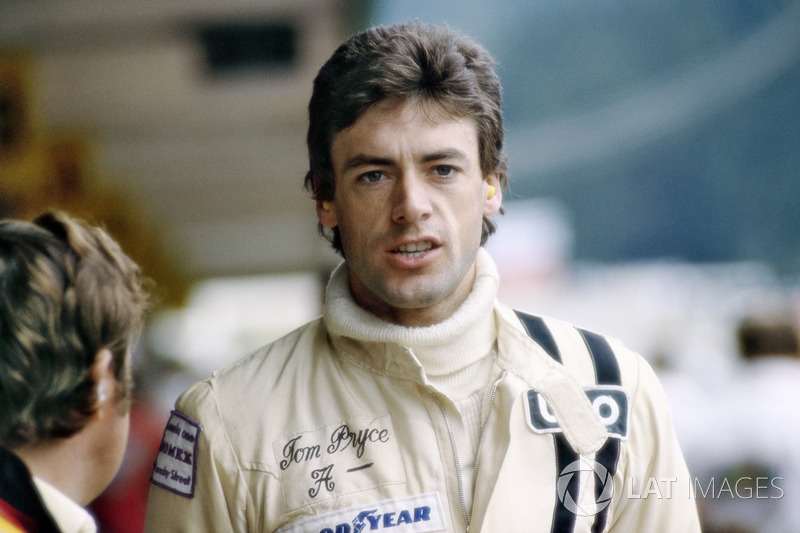 48 : Tom Pryce, UOP Shadow Racing Team
