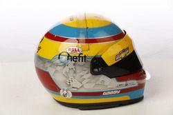 Helm von Gabby Chaves, Harding Racing Chevrolet