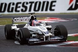 Jenson Button, Williams FW22