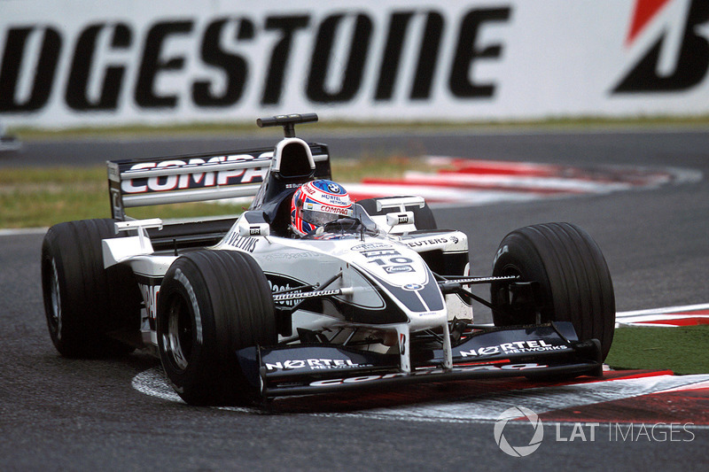 2000 (Jenson Button, Williams-BMW FW22)