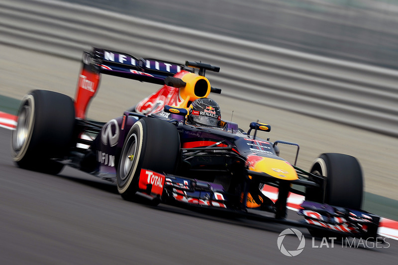 Red Bull RB9 de 2013: 'Hungry Heidi' (Heidi faminta)