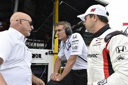 Бобби Рейхол, Rahal Letterman Lanigan Racing Honda, Рикардо Нолт и Ориоль Сервия, Scuderia Corsa with RLL Honda