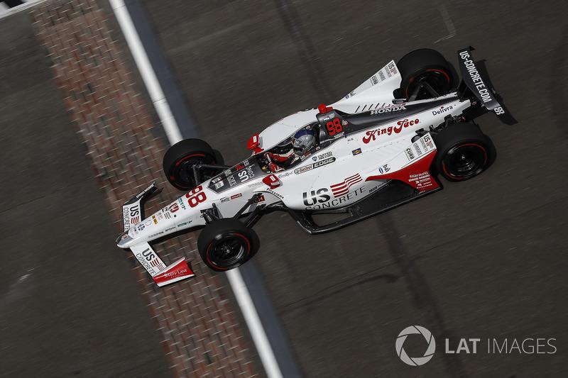 12°: Marco Andretti, Herta - Andretti Autosport Honda