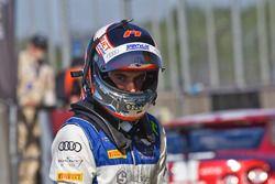 #25 Sainteloc Racing Audi R8 LMS: Simon Gachet