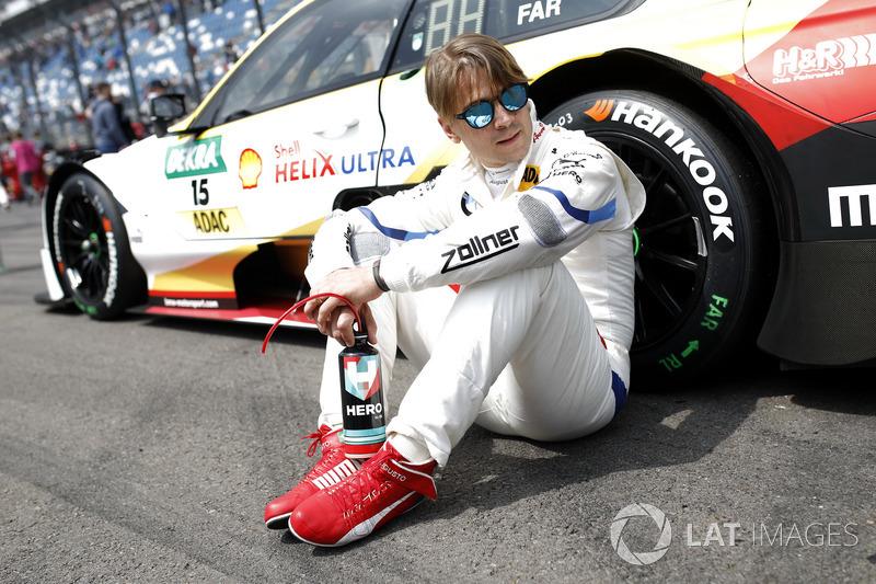 Гонщики Туринга и DTM: Аугусту Фарфус
