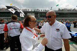 Oriol Servia, Scuderia Corsa con RLL Honda, Bobby Rahal