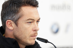 Andre Lotterer, Techeetah, in the press conference