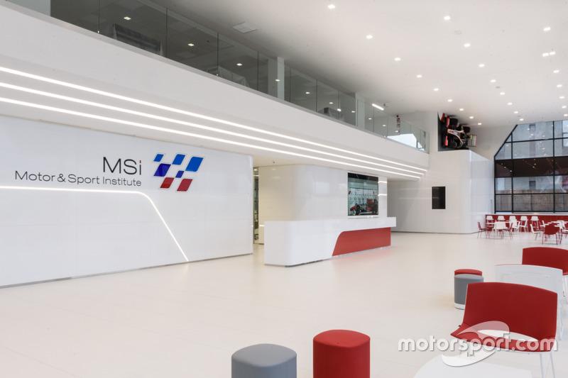 Presentado el Motor & Sport Institute en Madrid