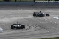Marco Andretti, Herta - Andretti Autosport Honda Zach Veach, Andretti Autosport Honda