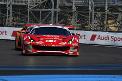 Ferrari 488 Scuderia Bandini 27: Fisichella-Gai