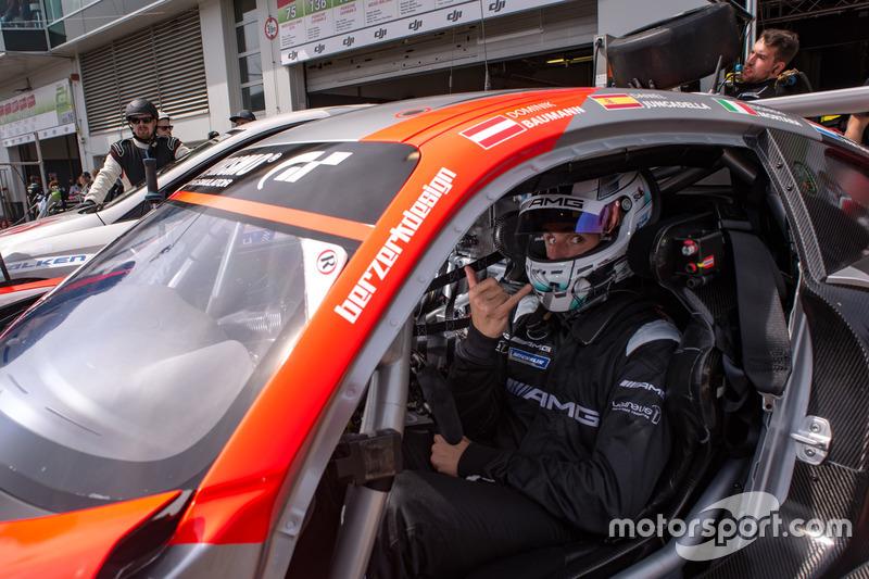 Даниэль Хункаделья, Mercedes-AMG Team Mann Filter