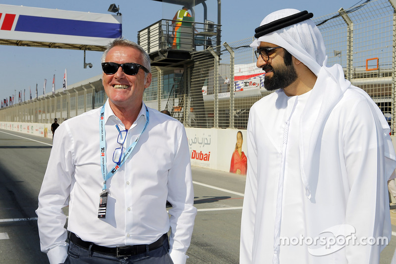 Marcello Lotti, CEO of TCR Promoter WSC Ltd