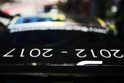 Aston Martin Racing Aston Martin Vantage detail