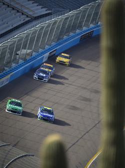 Jimmie Johnson, Hendrick Motorsports Chevrolet, Jeffrey Earnhardt, Circle Sport – The Motorsports Gr