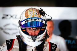#43 Strakka Racing Mercedes-AMG GT3: Maximilian Götz