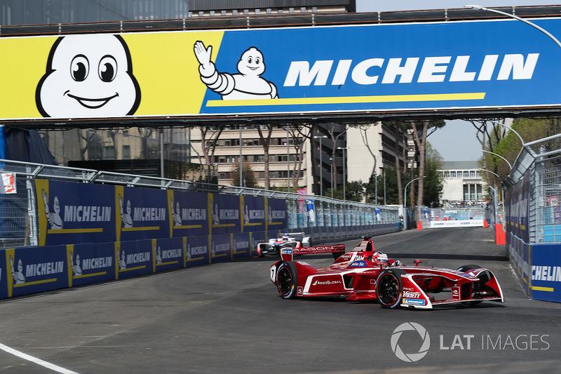 Jérôme d'Ambrosio, Dragon Racing, Felix Rosenqvist, Mahindra Racing