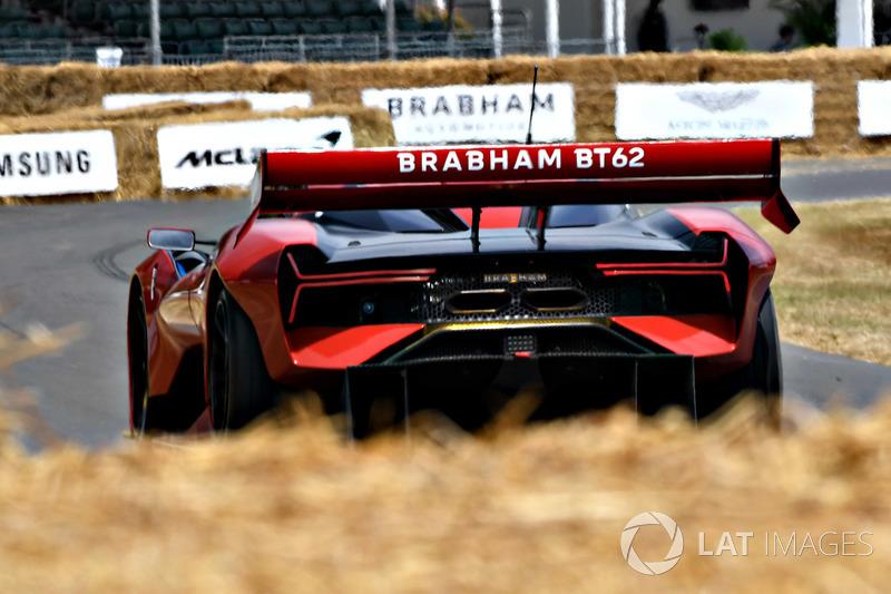 La Brabham BT62