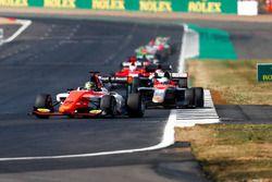 Dorian Boccolacci, MP Motorsport and Leonardo Pulcini, Campos Racing