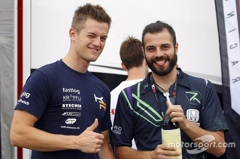 Kris Richard, Target Competition, Stefano Comini, Comtoyou Racing
