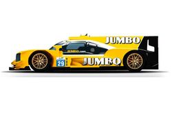Автомобиль Dallara P217 Gibson, Racing Team Nederland
