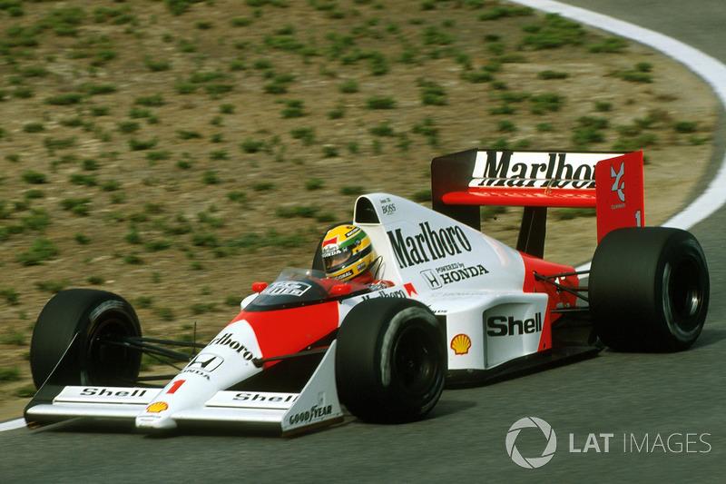 Spaanse GP 1989