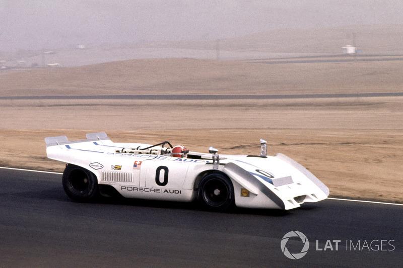 Jo Siffert, Porsche 917PA