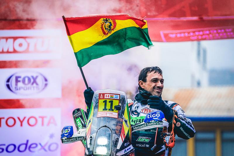 #11 KTM: Хуан Карлос Сальватьєрра
