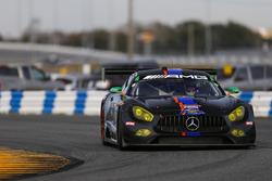 Кенни Хабуль, Томас Ягер, Маро Энгель, SunEnergy1 Racing, Mercedes AMG GT3 (№75)