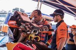 #19 Red Bull KTM Factory Racing KTM : Antoine Meo