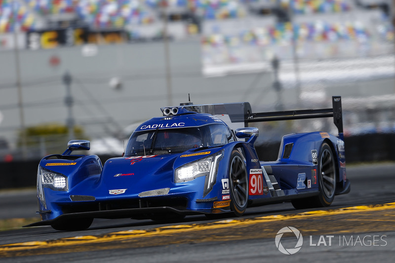 18º #90 Spirit of Daytona Racing Cadillac: Matt McMurry (DPi)
