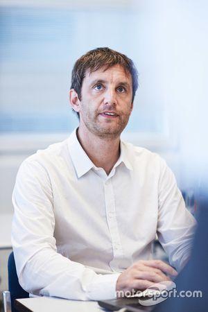 Pascal Derron, CEO de la société de promotion Swiss E-Prix Operations AG
