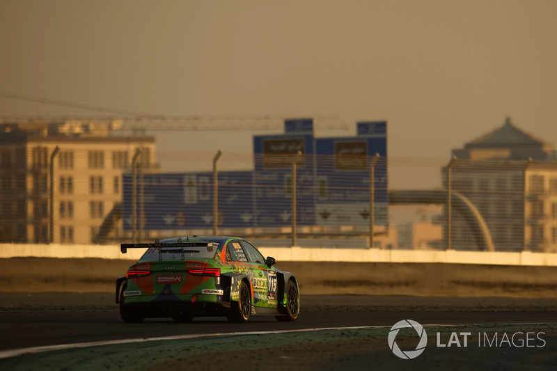 #115 Bonk Motorsport Audi RS3 LMS: Hermann Bock, Max Partl, Rainer Partl