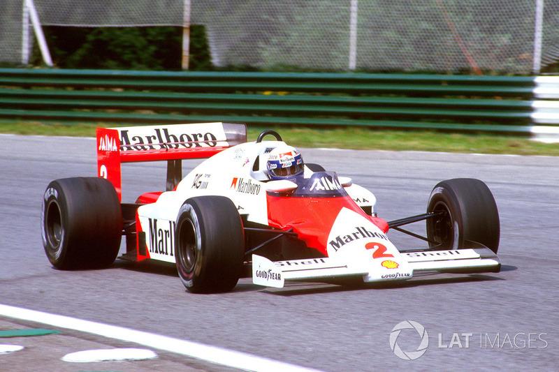 McLaren MP4/2B TAG Porsche - 6 victorias