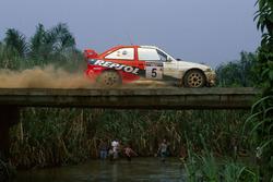 Карлос Сайнс и Луис Мойя, Ford Escort WRC