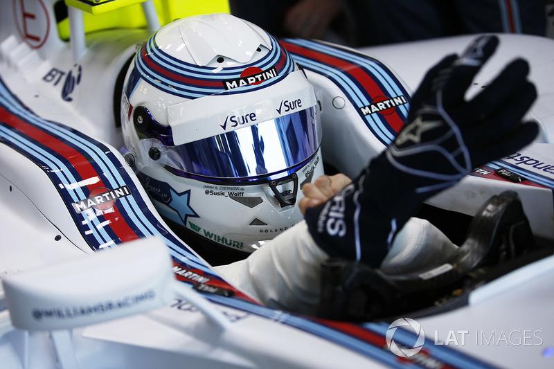 Susie Wolff, Williams FW37