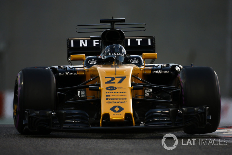 3. Nico Hulkenberg (171 Grandes Premios)