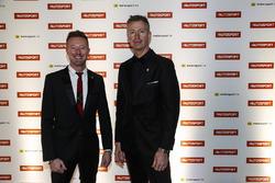 Gordon Shedden and Matt Neal