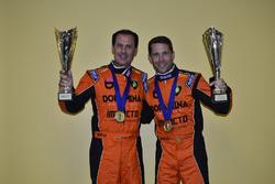 FARA MP1A Enduro Champions Sergio Lagana y William Freire